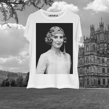 DOWNTON ABBEY / LADY EDITH