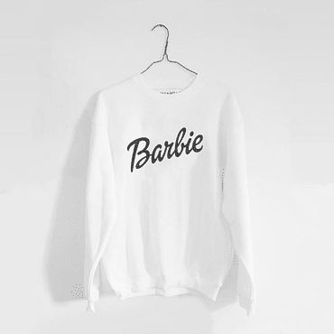 P#9 WHITE // BARBIE