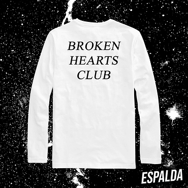 BROKEN HEARTS CLUB / WHITE