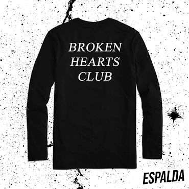 BROKEN HEARTS CLUB / BLACK