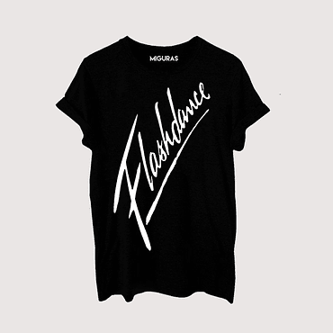 #4 BLACK: FLASHDANCE
