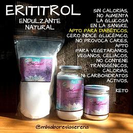 Eritritol Endulzante Natural 1200g Biov