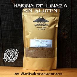 Harina De Linaza Sin Gluten 500g