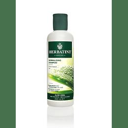 Shampoo Natural con Aloe Vera Herbatint, 260 ml