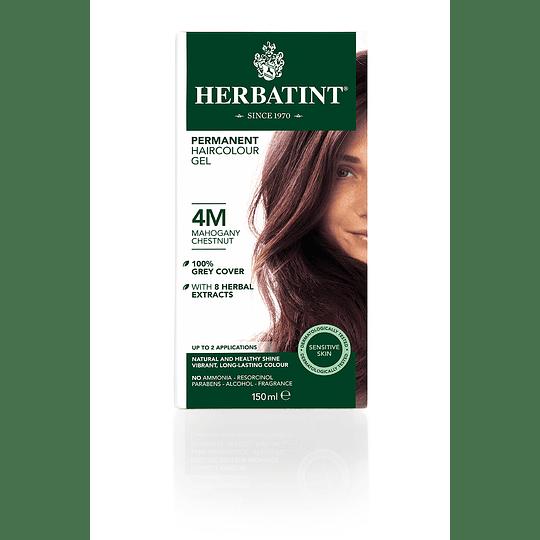 4M Tintura De Pelo Sin Amoniaco con Aloe Vera Herbatint