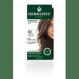 5C Tintura De Pelo Sin Amoniaco con Aloe Vera Herbatint