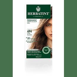 6N Tintura De Pelo Sin Amoniaco con Aloe Vera Herbatint