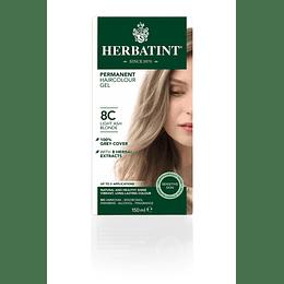 8C Tintura De Pelo Sin Amoniaco con Aloe Vera Herbatint
