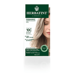10C Tintura De Pelo Sin Amoniaco con Aloe Vera Herbatint