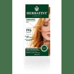 FF6 Tintura De Pelo Sin Amoniaco con Aloe Vera Herbatint