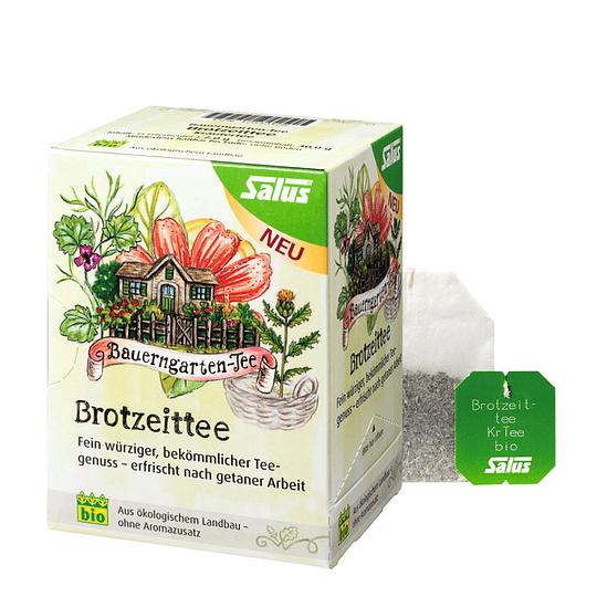Brotzeit Tee Té De Hierbas 15 Bolsitas Un Fino Picante Y Saludable Té