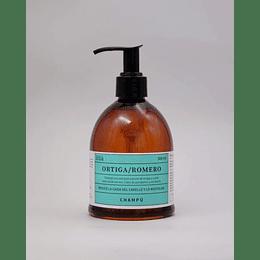 Champú Ortiga Romero 300ml (C/U) - Shampoo