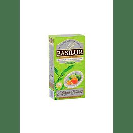 Ceylon Green Tea: Earl Grey - Té Verde Mandarina, 25 Bolsitas