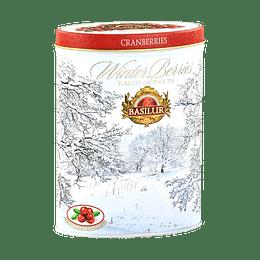 Cranberries - Winter Berries, Caja De Metal, 100g a granel