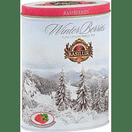 Raspberries - Winter Berries, Caja De Metal, 100g A Granel