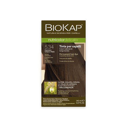 5.3.4 Tintura De Pelo Biokap