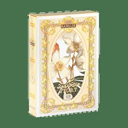 Tea Book Lovestory Vol.III 25 Bolsitas de Té Verde Piña y Coco