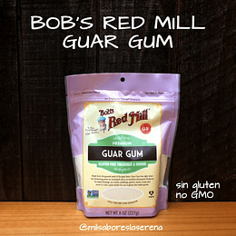 Goma Guar, 227g, Sin Gluten, Non Gmo, Bob´s Red Mill