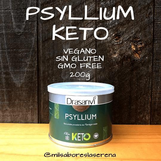 Psyllium, 200g En Polvo, Drasanvi