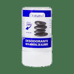 Desodorante 100% Mineral De Alumbre 120g, Drasanvi