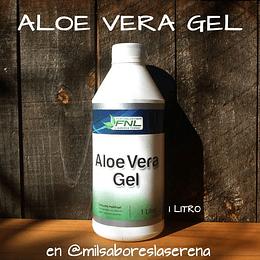 Aloe Vera Jarabe, 1 Litro, Fnl