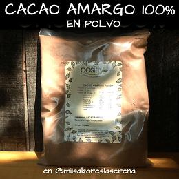 Cacao Amargo 250 g Positiv