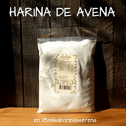 Harina De Avena Positive 1kg