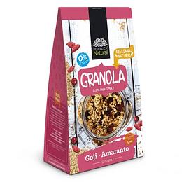 Granola Goji-amaranto, 400g, Republica Natural
