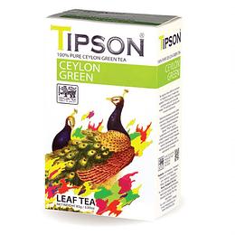 Tipson Té Verde Ceylon, 25 Bolsitas