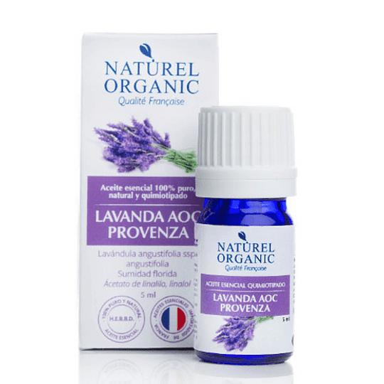 Lavanda aoc Provenza 5ml, Naturel Organic