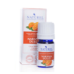 Naranja Dulce 5ml, Naturel Organic