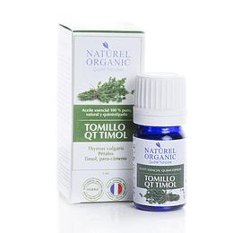 Tomillo qt Timol 5ml, Naturel Organic