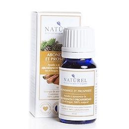 Sinergia Abondance et Prosperite, 10ml, Naturel Organic