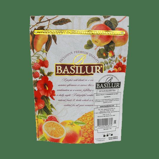 English Rose, Té Negro Rosa Inglesa 100gr, Basilur