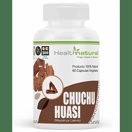 chuchuhuasi, 60 cápsulas, suplemento, Health Natural