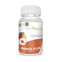 Mango plus 60 cápsulas, suplemento, Health Natural