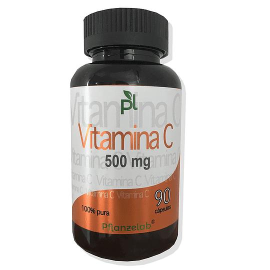 Vitamina C 500mg 90 Cápsulas