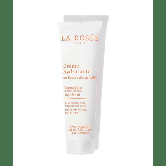 Crema Facial Hidratante con Karité Orgánico, La Rosee