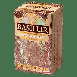 Té Masala Chai 25 bolsitas - Basilur