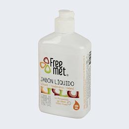 Jabón Natural Exfoliante 250ml Free Met