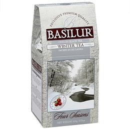 Winter Tea, Té negro con Cranberries a granel 100g - Basilur Four Seasons