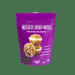 Premezcla Muffin De Avena Maqui 280g P&M