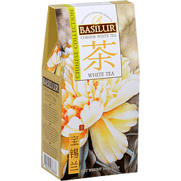 Té Blanco 100g, White Tea Chinese, Basilur
