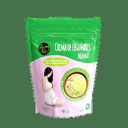 Crema De Legumbres Mamá 70g
