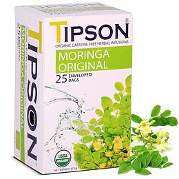 Té Moringa Original Tipson 25 bolsitas