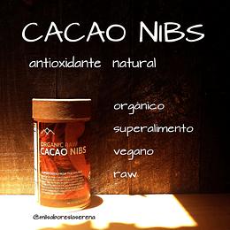Cacao Nibs 200g Primal Foods