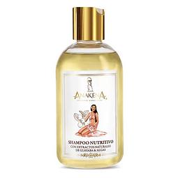 Shampoo Nutritivo con extractos naturales de guayaba y algas que nutren y reparan en cabello ANAKENA