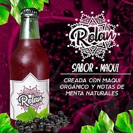 Kombucha sabor Maqui - Rolan