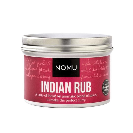 Rub indian, especias orientales, 70g NoMU