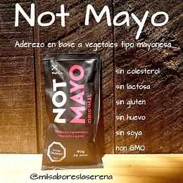 NOT MAYO Original, sachet mayonesa vegan 90g